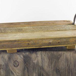 industrieel hout wagonhout