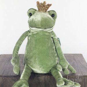kikker jellycat prince frog
