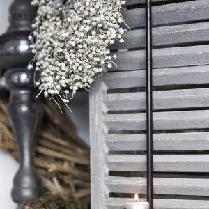 luikkandelaar ijzer sfeer landelijk