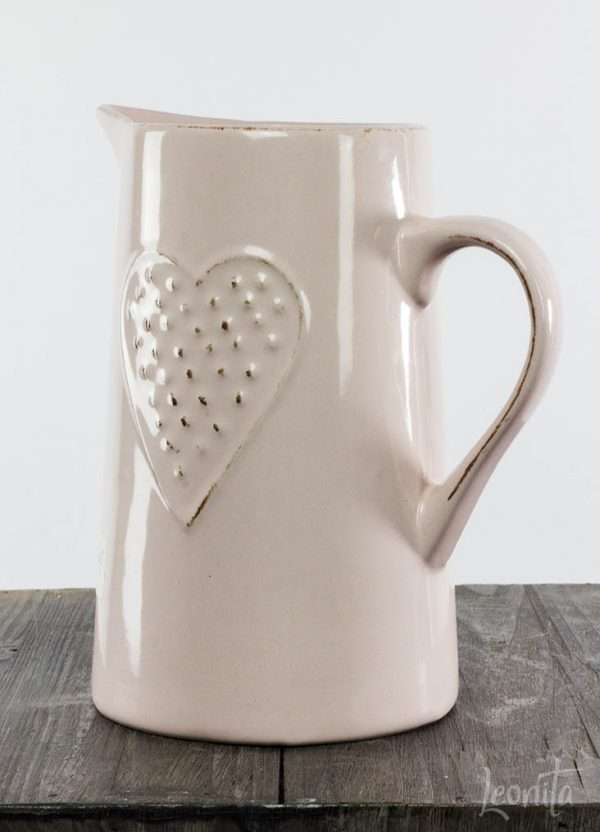 melkkan rose vaas landelijk