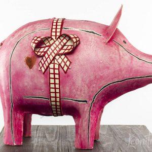 varken roze spaarpot