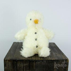 Sneeuwpop knuffel jellycat