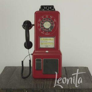 Telefoon caramels Blik Engels
