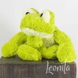 Kikker Frog Knuffel badstof