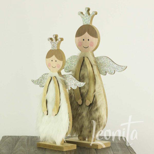 Decoratie Engel bontje Kinderkamer