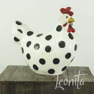 Polka Haan Kip Decoratie Pasen Voorjaar