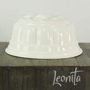 Classy Hoog Puddingvorm Wit Decoratie Koken