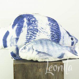 Zee Strand Kussen Blauw Decoratie