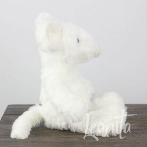 Muis Knuffel Babyshower Geboorte Wit