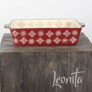 lavandoux Landelijk Jura Rood Ovenschotel