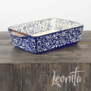 Roosje Blauw Keuken Ovenschaal Lavandoux