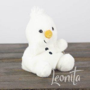 Sneeuwpop Winter Knuffel Palm Pals Verzamelen Cadeau