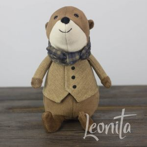 Otter Jellycat Knuffel Jasje Cadeau