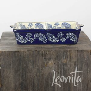 Lavandoux handgeschilderd kokenovenblauwkeuken Serveis