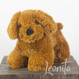 Brunette Hond Knuffel Kinderkado Verzamelaar