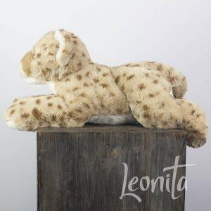 Leentje Luipaard Knuffel Verjaardag