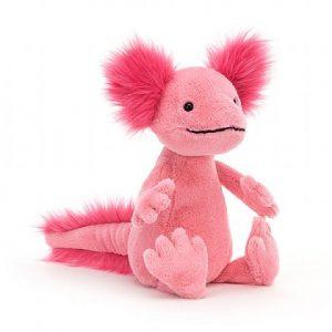 Jellycat Knuffel Verjaardag Pink Roze Meidenknuffel