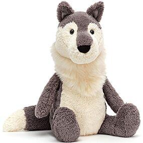 Wolf Woodruff Wolf Jellycat Knuffel