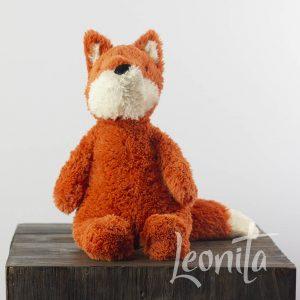 Vos Fox Jellycat Geboorte Cadeau Fox